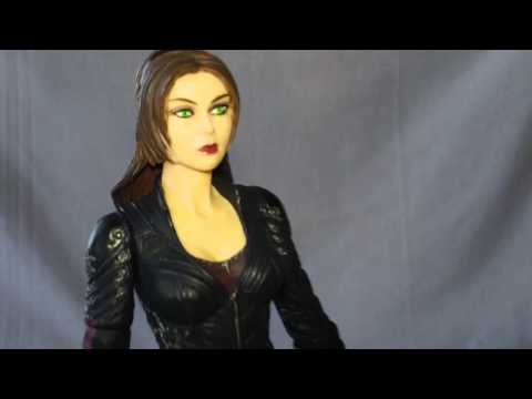 The Batman Universe & RR # 2 - Talia Al Ghul - Batman Arkham City - Wave 4