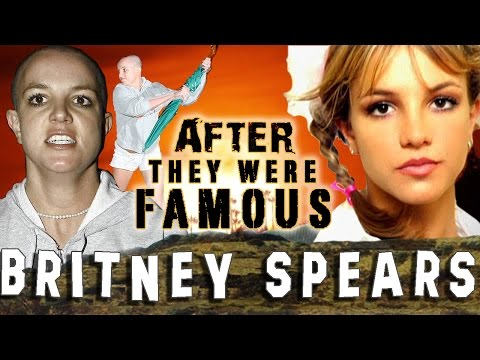 BRITNEY SPEARS - AFTER They Were Famous