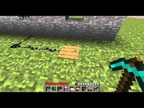Minecraft - Les MDC 13 Bien cacher ses pièces secrètes