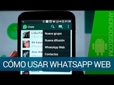 Cómo usar WhatsApp Web, el cliente de escriotorio de WhatsApp