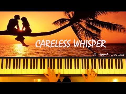 Careless Whisper (George Michael) | Piano Tutorial