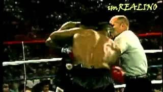 20летний Mike Tyson vs Berbick