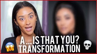 SHAY MITCHELL GETS A PRETTY LITTLE LIARS TRANSFORMATION!