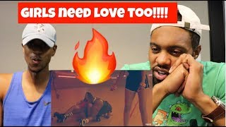 Summer Walker Girls Need Love Official Music Audio Reaction Kevinkev 🏽