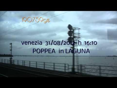 POPPEA è arrivata a Venezia&Treviso 31/08/2012