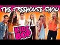Kidz Bop and JoJo Siwa? The Treehouse Show for Kids. Totally TV -
