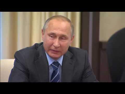 Работайте, братья! Владимир Путин наградил Магомеда Нурбагандова
