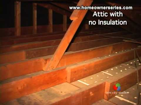 Home Inspection Attics Part 1 Of 2 Youtube