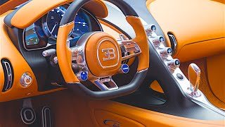 Bugatti Chiron INTERIOR 2016 New Bugatti INTERIOR  Bugatti Chiron Price $2.6 Options CARJAM TV