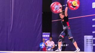 Ksenia Maximova (69) - 2014 Junior Worlds