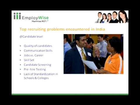 Overcoming Key Recruitment Challenges in the IT Sector 2011 12 01 HR@EmployWise