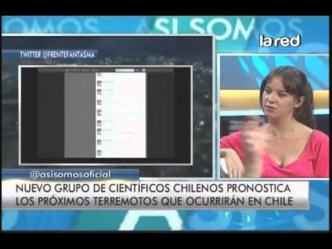 Salfate nos muestra el nuevo grupo de científicos chilenos que pronostican terremotos (parte 3)