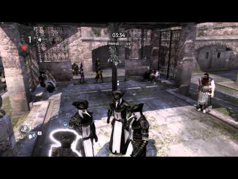 AC Brotherhood: Дуэль. Раунд 1, часть 1