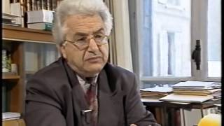 INTERVIEW T.V. ITALIENNE – SITUATION DE L'ISLAM EN FRANCE – 1995