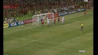 ملخص مباراة مصر و الجزائر في السودان