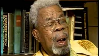Frank Marshall Davis Interview (Obama