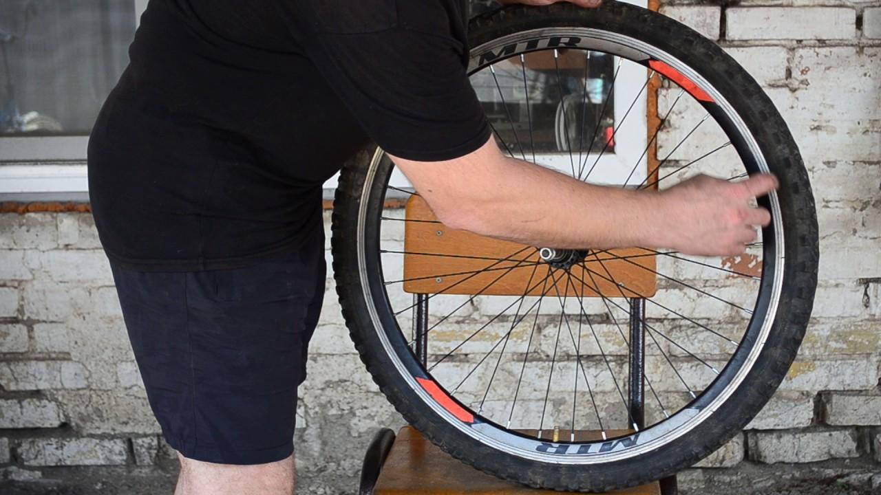 Спортивный велосипед ремонт своими руками 128