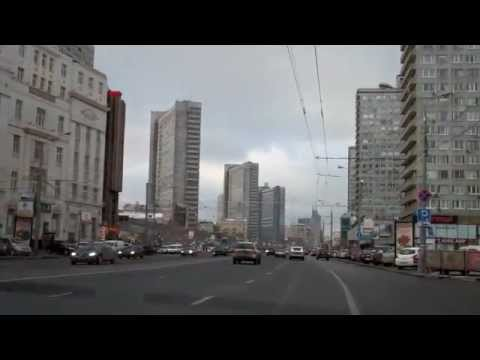 Moscow, Russia Tour