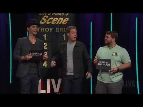 Let's Make a Scene: Troy Baker and Brian Hull