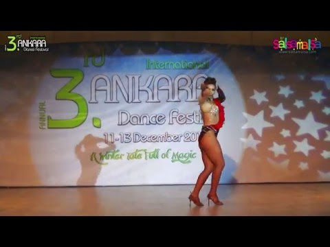 Gulden Melek Solo Dance Performance | AIDC-2015