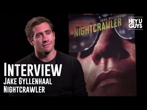 Jake Gyllenhaal Interview - Nightcrawler