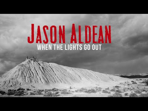 Jason Aldean When The Lights Go Out music videos 2016