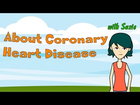About Coronary Heart Disease - Signs, Symptoms and Heart Risk Factors