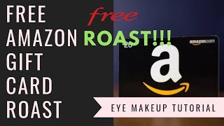 How to get free Amazon gift card,free Paytm money,free stuff from Amazon- Free Card ! ROAST in Hindi