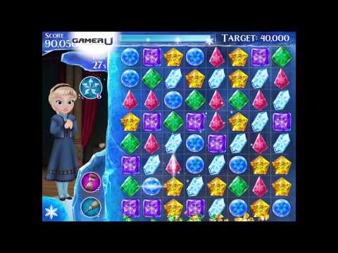[FROZEN FREE FALL] HOW TO PASS LEVEL 16