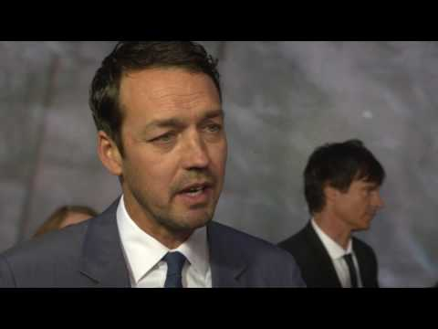 GHOST IN THE SHELL NY Premiere - Rupert Sanders