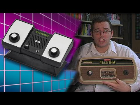 Pong Consoles - Angry Video Game Nerd