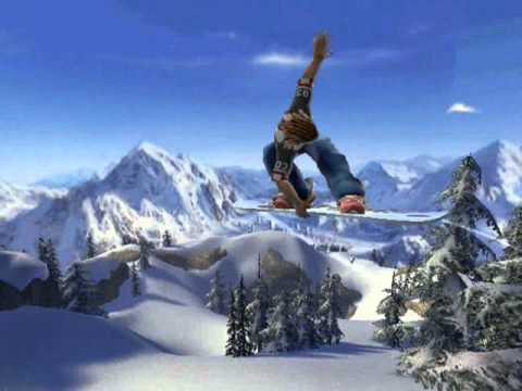 Emerge - Fischerspooner Junkie XL Remix - SSX 3 Soundtrack