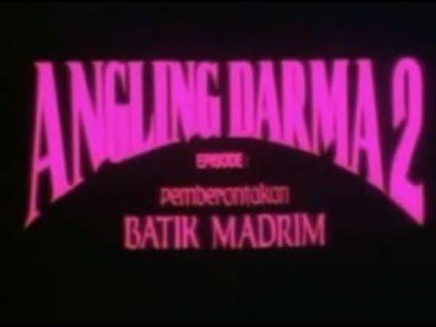 Angling Darma 2   Pemberontakan Batik Madrim video