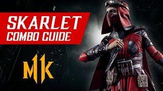 Skarlet Combo Guide (Tournament/Ranked) – Mortal Kombat 11