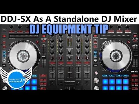 Dj Equipment Tip: Connecting Technics Turntables to The Pioneer DDJ-SX