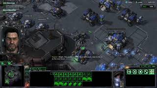 Cendril Plays - Starcraft 2: Wings of Liberty - Ep.6: Burning Daylight
