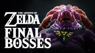 Top 5 Zelda Final Bosses!