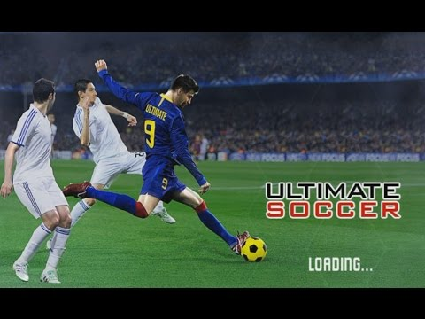 Ultimate Soccer: Football - Android Gameplay HD