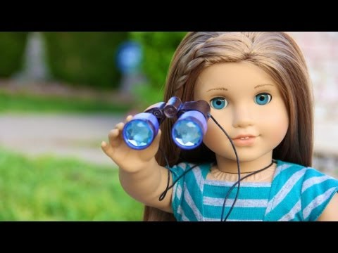 How to Make a Doll Telescope and Binoculars