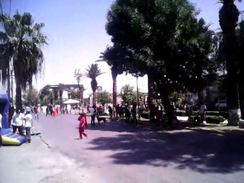 Paseo Colon Torreon  Parte 2