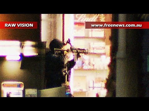 RAW: Terrifying Sydney hostage situation ends with gunfire and explosions