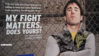 Chael Sonnen May Use Asteroids In Next Fight With Anderson Silva
