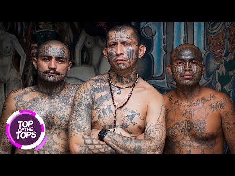 Топ 10 най-опасни гангстерски банди в света