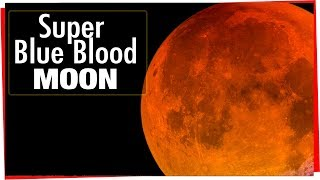 Super Blue Blood Moon Video - NASA TV