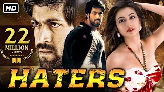 Haters (2020) Yash - Latest Blockbuster Full Hindi Dubbed Movie | South Indian Movies 2020 New