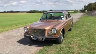 1971 VOLVO 164 XNR933J SWEDISH ROLLS ROYCE ONLY 5 OWNERS IN 47 YEARS!
