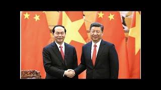 Bất ngờ trước động thái của chủ tịch Tập Cận Bình khi hay tin chủ tịch nước Trần Đại Quang mất