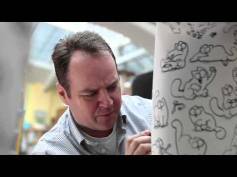 'Doodles' Gromit by Simon Tofield: Behind the Scenes