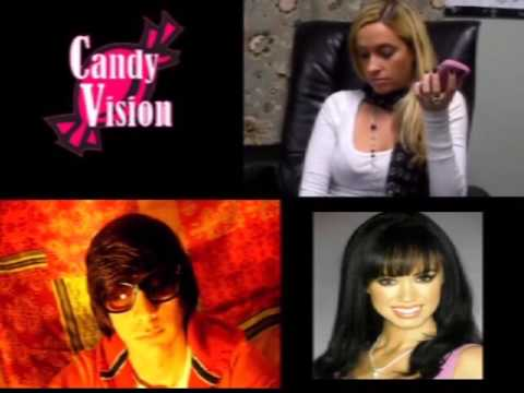 Valerie Mason Interview with CandyVision Video