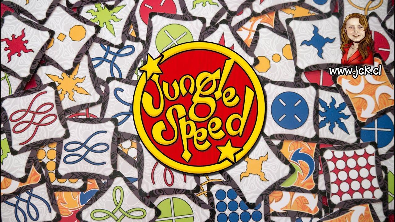 Jungle speed juego de mesa boardgame youtube for Juego de mesa jungle speed